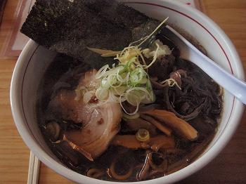 豚ソバ醤油(こく)750円
