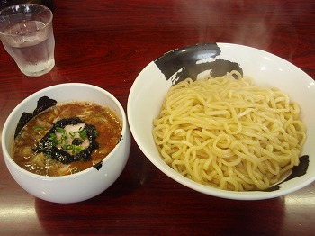 限定30食 醢(ひしお)のつけ麺