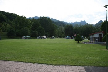山部自然公園太陽の里キャンプ場