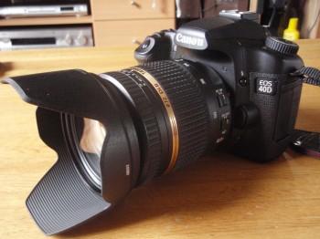 EOS40D + TAMRON  B005E