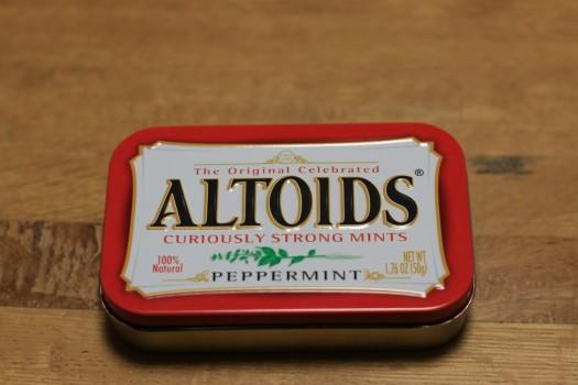 アルトイズ缶(ALTOIDS)